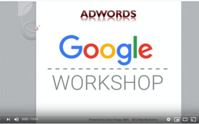 Google Ads Workshop 2020