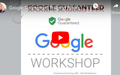 Google Guarantee Webinar